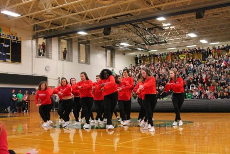 Rosemount, dances up a storm