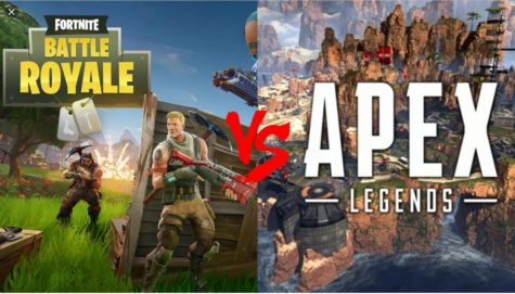 Apex Legends the better Fortnite?