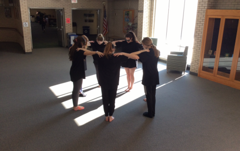 Dance Show at Rosemount High School