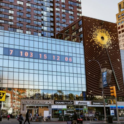 New York Climate Clock Serves as a Wake Up Call